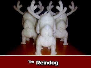 Reindog Ornament