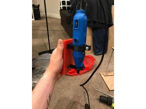Perpendicular drilling support