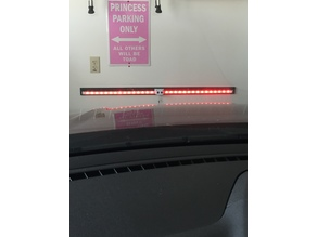 Garage Parking Sensor Light Bar