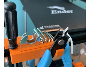 Ender-5 Tool Holder (Remix)