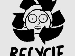Rick and Morty - Morty RECYCLE
