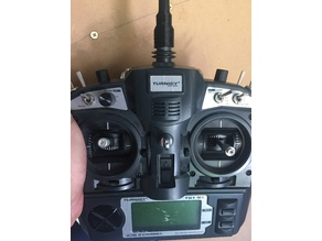 Turnigy TGY-9X Remote Control - Antenna Housing