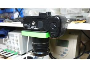 Panasonic Lumix GH4 Handsfree Holder
