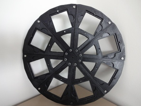 Parametric Automated Filter Wheel Changer
