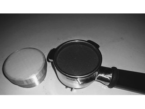 Barista Express Tamper & Wedge Distribution Tool (53.5mm)