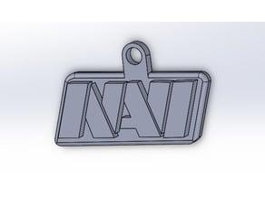 Na'vi Keychain