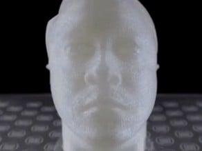 will.i.am 3D bust