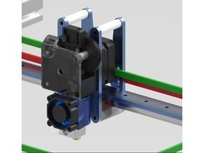 Hypercube Evolution AVZ (MGN Linear Rails Rework)