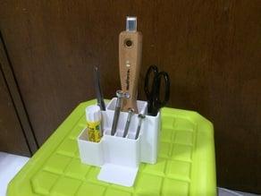 3D print tool organizer