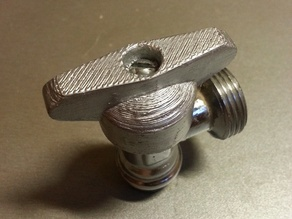 Water tap knob