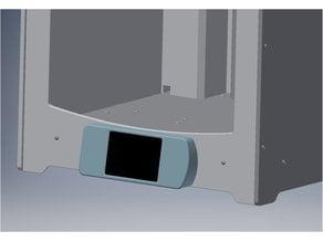 Lerdge LCD screen case-Ultimaker 2