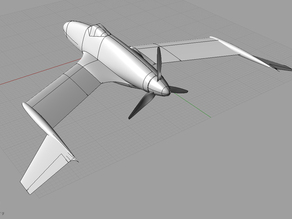 RC plane (in designe mode now)