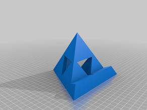 Triforce Phone Stand