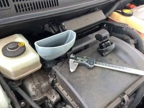 Oil Funnel Toyota Prius 2006