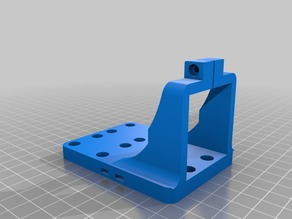 Anet A8 Laser Mount for Laser Engraving and Cutting for 40x40mm Lasers