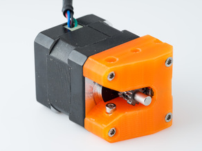 Extruder Gear Case (Printrbot Gear Head)