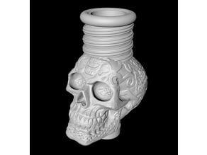 Celtic Skull E-Cig Drip Tip