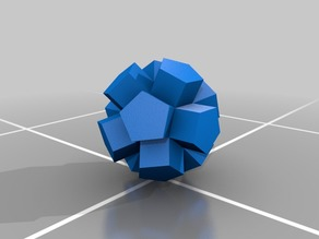 Spiky Dodecahedron
