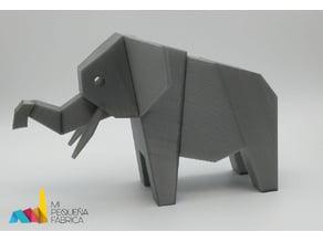Elephant Magnetic Toy