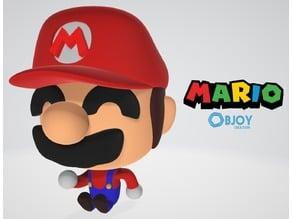Mario Figure & Keychain - by Objoy Creation