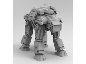 Battletech Goliath