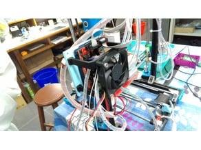 2020 extrusion printer - driver fan(7cm)