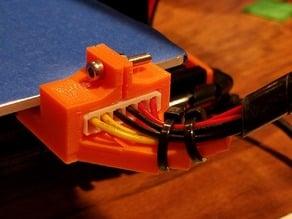 Heatbed Wire Holder