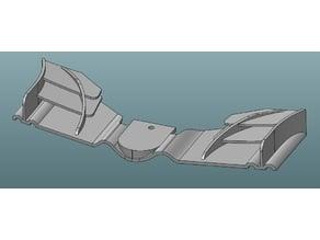 modified front spoyler