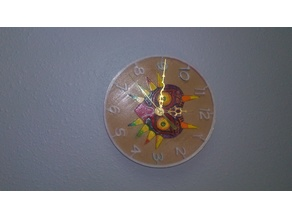 Majora's Mask Clock