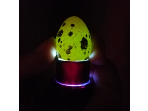 Egg Candler Attachment for Flashlight