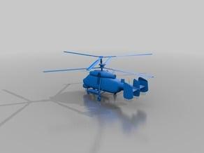 ka25 russian helicopter