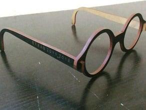 Le Corbusier´s Glasses