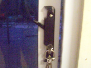 1970s sliding door handle replacement