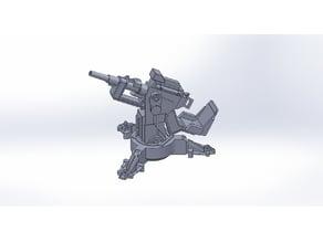 GI Joe Field Light Attack Cannon (FLAK)