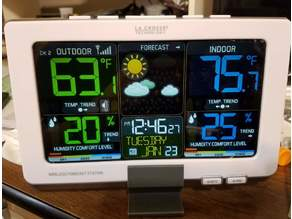 Stand for La Crosse Weather Station