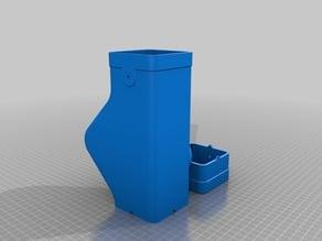 Split Downspout Rain Diverter for Rain barrel