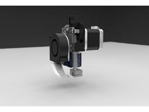 E3DV6/Volcano and Titan extruder/layer fan (Fast change)