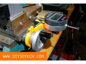 Chinese Mini-Lathe Y Axis DRO!