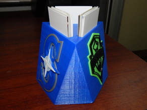 Seahawks Mariners Sounders Business Card Holder #2