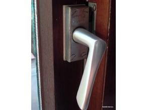 Window Handle Latch Spacer (Selecta venster/raam handvat)