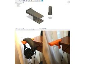 Basic Screw Headphone Stand