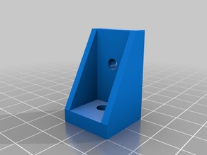 Meanwell NES-350-12 Mounting Bracket for 2020 Extrusion