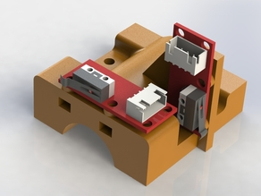 MPCNC - Original corner block with limit switches