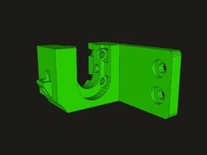 E3D v6 Tarantula Base - Sensor mount (stock green-sensor)