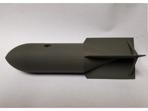 Durafly BF109 replacement bomb (SC250)
