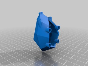 AirBlade Creampuff Canopy - Minipod for 20x20 Stack