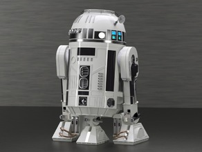 R8S9 - Astromech droid - with CONFIGURATOR!