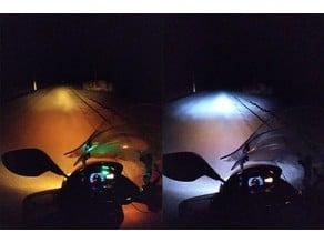 HS5 LED bulb adapter for Honda PCX