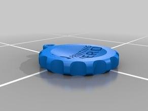 3D Printing Nerd maker-coin Keyring