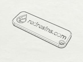 Redresins Keychain 2